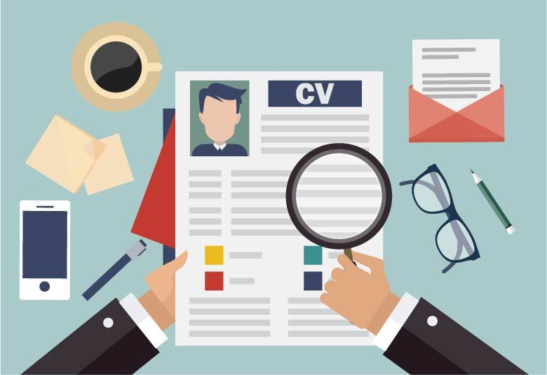 CV de un experto en Marketing Digital