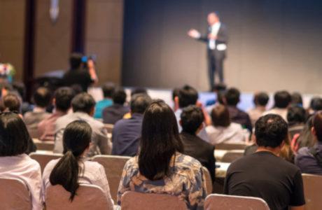 Conferencia comunicacion politica