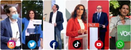 Las Redes Sociales en el 4M